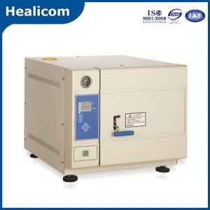 Table Top Steam Sterilizer Autoclave with CE Approved pictures & photos