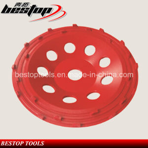 Bestop PCD Diamond Tools Grinding Cup Wheels for Concrete pictures & photos