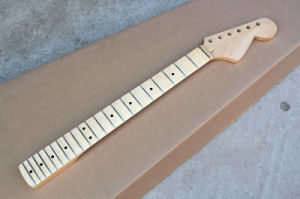 Hanhai Music / St Electric Guitar Neck with Maple (DIY guitar) pictures & photos