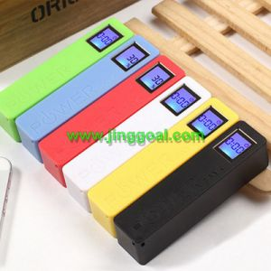 Mini Battery Bank with LCD pictures & photos