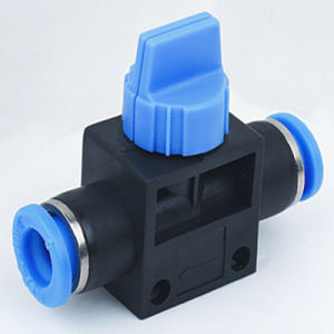 Pneumatic Fittings Hand Valves Hvff
