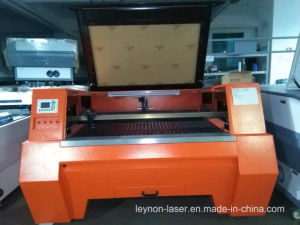 Laser Cutting Garment Fabric Paper Rubber Leather Acrylic Engraving Machine