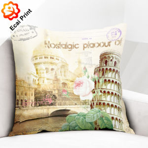 Custom Made Printed 2015 Latest High Quality Cushion Case