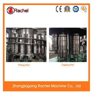 Automatic 2 in 1 Fruit Sauce Filling Capping Machine pictures & photos