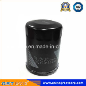 90915-Yzze2 Auto Oil Filter for Toyota