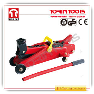 Hydraulic Trolley Jack Ta820012 (Capacity: 2 T) pictures & photos