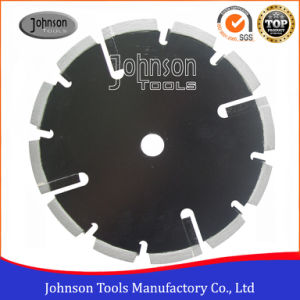 230mm Laser Welded Diamond Saw Blades for Asphalt Cutting pictures & photos