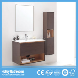 Hot Selling Modern Bathroom Units with U Shape Drawer and Side Vanity (BF371D)
