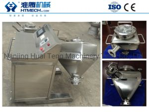 Factory Direct Sale Automatic Stainless Steel Lab Powder Mixer