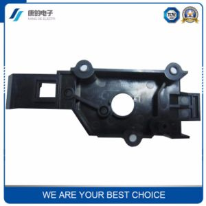 Black Plastic Parts & Plastic Injection Molding pictures & photos