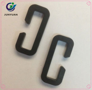 Factory Made Rectangle Ring Hard Plastic Buckle Loop pictures & photos