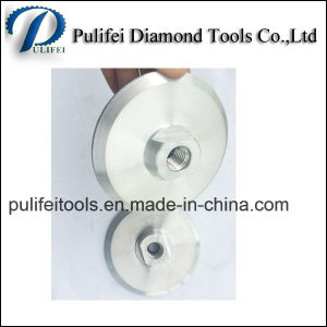 Aluminum Backer Pads for Snail Lock Polishing Grinding Tools