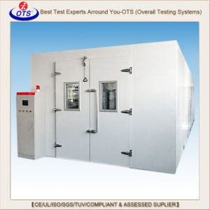 Temperature Climatic Walk-in Chambers in Modular Design for Multifunctional Applications pictures & photos