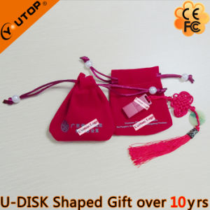 Red USB Stick as Wedding Gift (YT-3218-03)