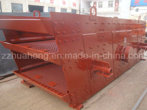 Huahong Mining Vibrating Screen Multi -Storey High Performance pictures & photos