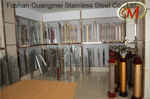 Titanium Stainless Steel Stair Railing Pillar (GM-545 / GM-B003K / GM-B165-2) pictures & photos