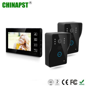 Apartment 7 Inch Video Door Phone Video Intercom (PST-VD7WT2) pictures & photos