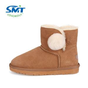 China Soft Winter Warm Ladies Genuine