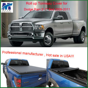 Hotable Custom Access Tonneau Cover for Dodge RAM 5′-7 2009-2011 Bed pictures & photos