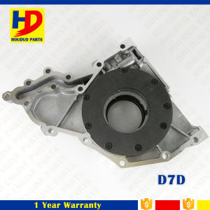 Oil Pump D7d for Volvo Engine Ec240 Ec290 (1011015-52D)