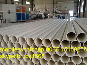 PVC Pipe Making Machine pictures & photos