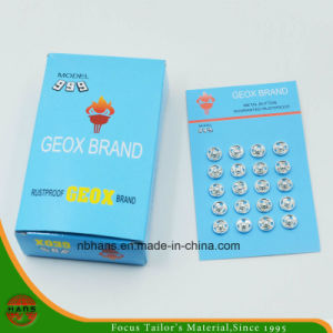 Good Quality Spring Press Stud Button pictures & photos