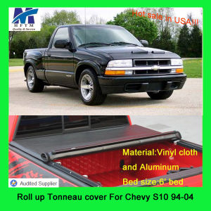 Hotable 100% Matched Undercover Tonneau for Chevy S10 94-04 pictures & photos