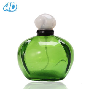 Ad-P28 Wholesale Pet Glass Perfume Bottle 100ml 25ml pictures & photos