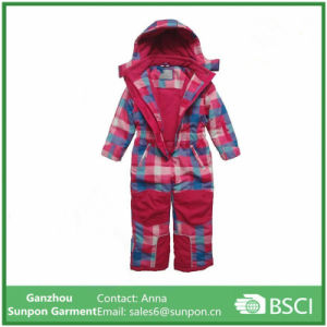 fb0702e16 China Clothing Set Ski Clothes Overall for 2-6t Baby Kids Boy ...