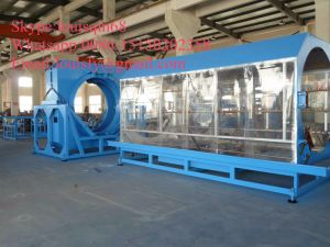 Ce&ISO Hot Sale PE Water Supply Pipe Extrusion Machine