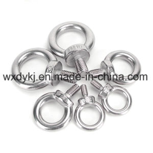 Stainless Steel A2-70 Forged Eyebolt pictures & photos