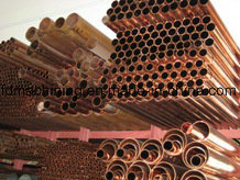 OEM Pure Large Diameter Copper Pipe Industrial Pipes