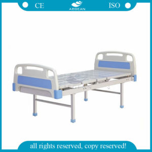 AG-BMS303 Ce & ISO High Quality Medical Modern Flat Beds portable Bed pictures & photos