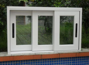 Quick Installation, Easy Joint and Saving Labor Costs Aluminium Casement Window