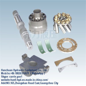 Vickers Hydraulic Engine Diesel Pump/Motor Parts for Excavator (PVH57/74/98/131/140)