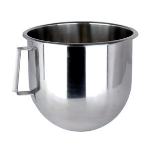 Mixer Bowl, Stainless Steel Bucket