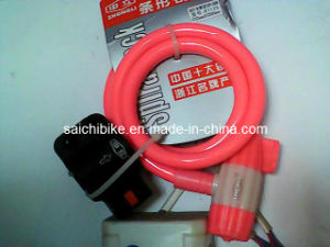 Cable Lock/Bicycle Cable Lock/Motorcycle Cable Lock (SC-LOCK-006)