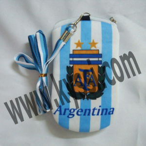 Soccer Teams Mobile Bag Mobile Pocket