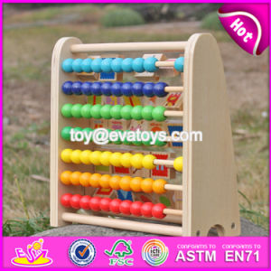 Best Sale Double Sided Intelligent Wooden Abacus Training for Children Studying W12A030 pictures & photos