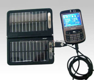 2000mAh Portable Emergency Solar Charger for Cell Phone (PETC-S09)