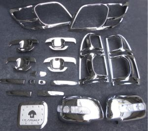 Chromed Accessories for Toyota Pick up Hilux Vigo