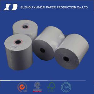 High Qualitypre-Printed Thermal Paper Roll for NCR ATM Machine pictures & photos