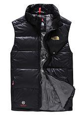 Black Winter Vest Warm Down Jacket pictures & photos