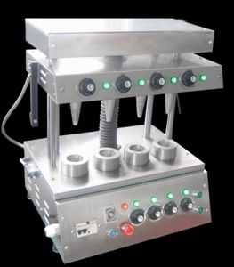 Automatic Cone Pizza Making Machine PA-C4 pictures & photos