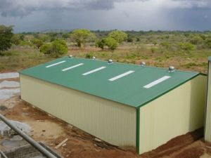 Steel Building Prefabricated Shed pictures & photos