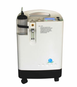 New Style Medical Equipemnt Oxygen Concentrator 5L pictures & photos