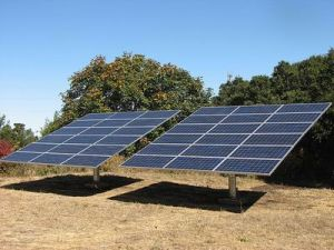 Solar Panel Frame/Solar Rack/Solar Mounting System/Ground Mounting System