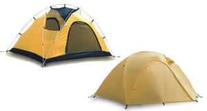 2 Person Double Skin Camping Tent (MW4009) pictures & photos