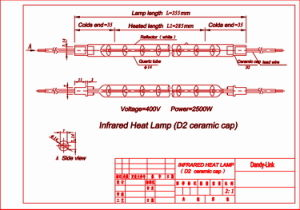Infrared Heating Element pictures & photos