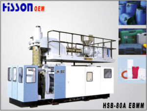 80L Extrusion Blow Moulding Machine Hsb-80A pictures & photos